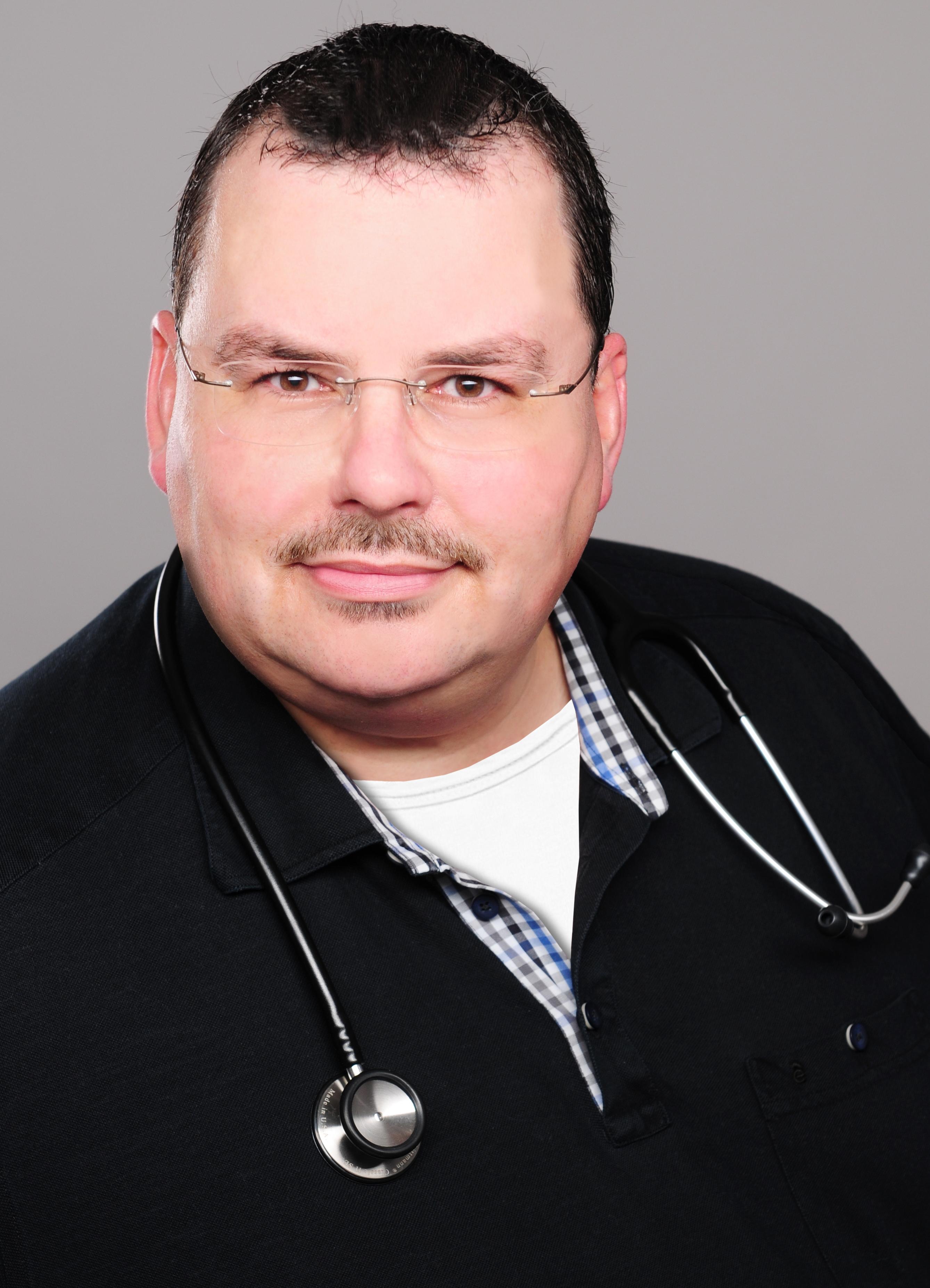 Heiko Lehmann, Arzt und Osteopath